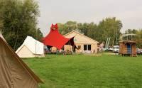 Wakenitz-Camp - Südansicht