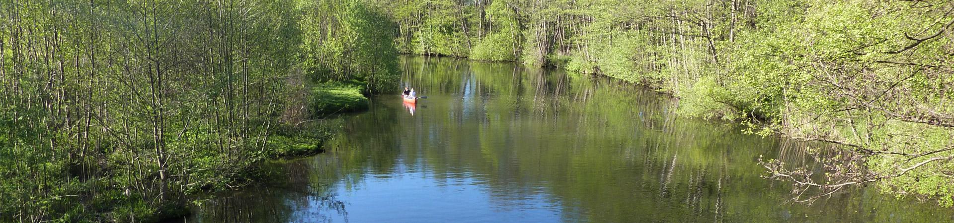 Wakenitz, Amazonas des Nordens